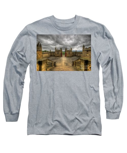 Little Castle Entrance - Bolsover Castle Long Sleeve T-Shirt