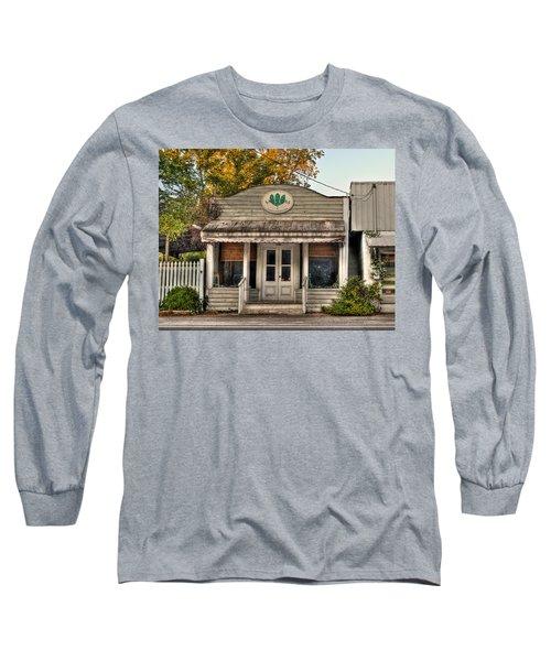 Little Old Shop Long Sleeve T-Shirt