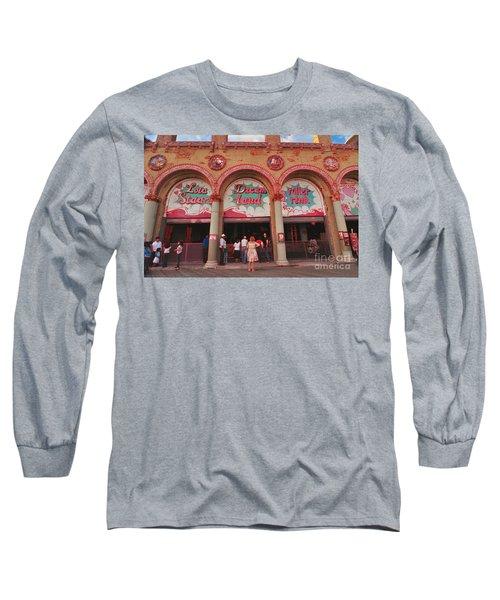 Lola Starr Dreamland Long Sleeve T-Shirt by Mark Gilman