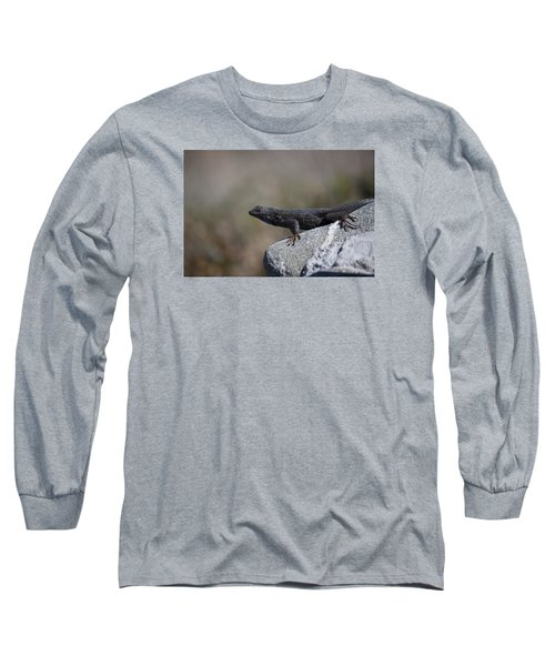 Look At Me Long Sleeve T-Shirt by Ivete Basso Photography