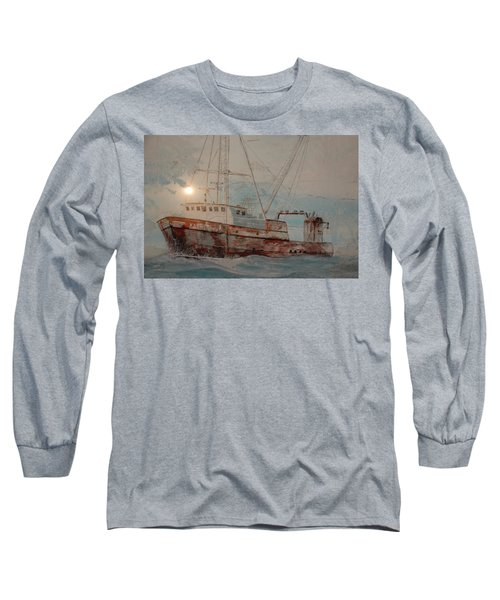 Lost At Sea Long Sleeve T-Shirt