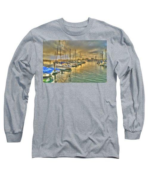Luv Lane Sunset Long Sleeve T-Shirt