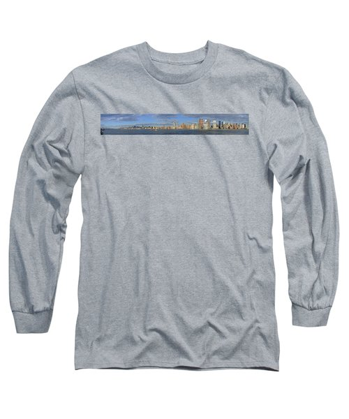 Manhattan - Hudson View Long Sleeve T-Shirt