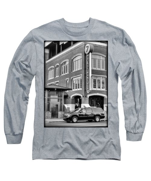 Mantle's Long Sleeve T-Shirt