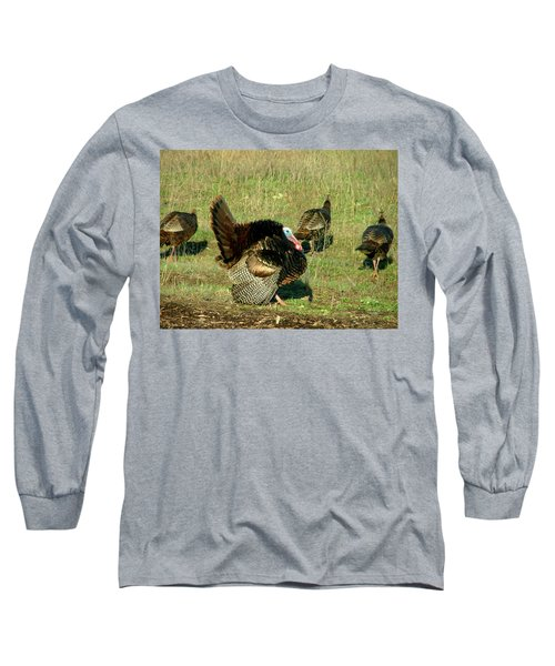 Me And The Lady's Long Sleeve T-Shirt