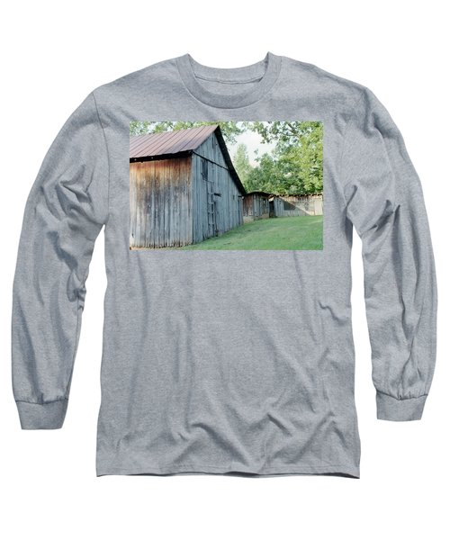 Monroe Barns Long Sleeve T-Shirt