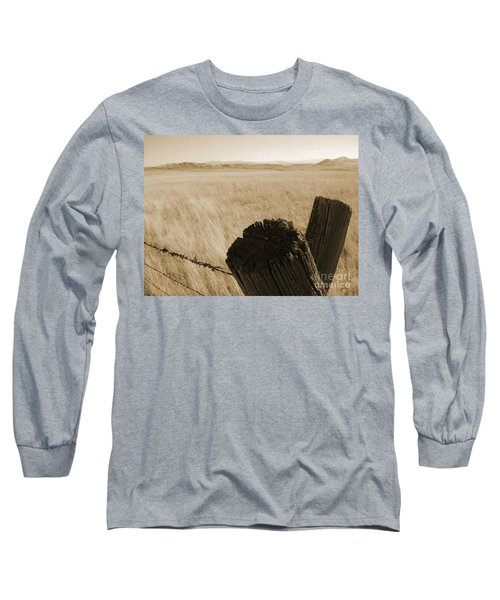 Montana Vista Long Sleeve T-Shirt by Bruce Patrick Smith