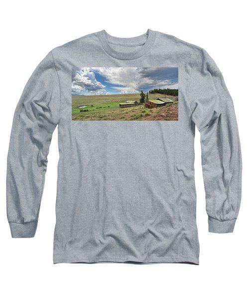 Moreno Valley Ranch Long Sleeve T-Shirt