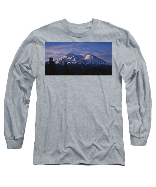 Mt Shasta Long Sleeve T-Shirt