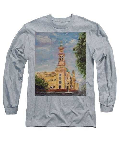 Murat Shrine Temple Long Sleeve T-Shirt