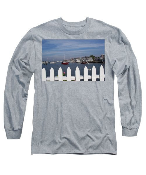 Nantucket Harbor Long Sleeve T-Shirt