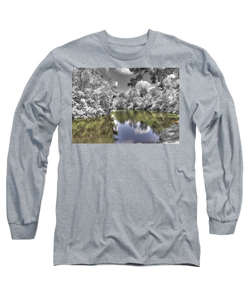 Nature's Dream Long Sleeve T-Shirt by David Troxel