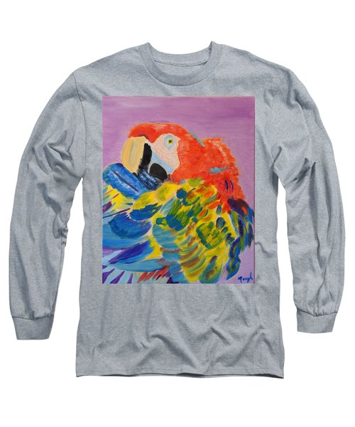 Nature's Painting Long Sleeve T-Shirt