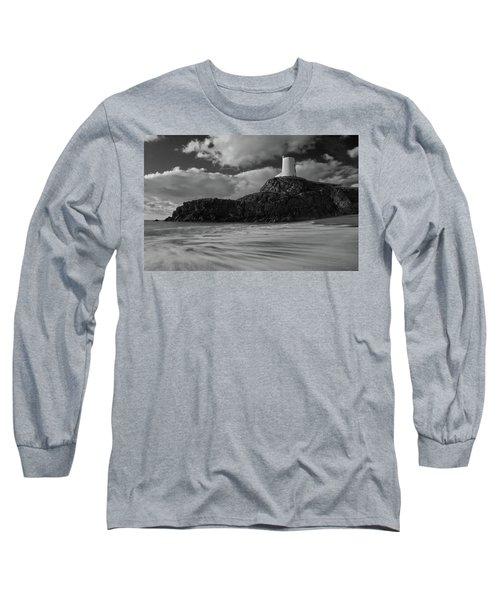 Niwbwrch Lighthouse Long Sleeve T-Shirt