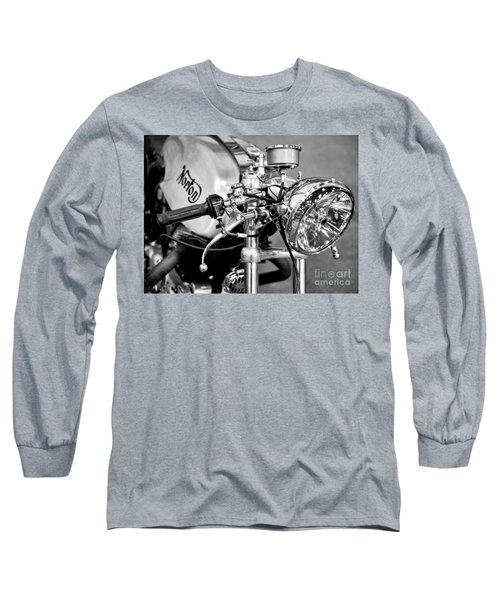 Norton Dominator Long Sleeve T-Shirt