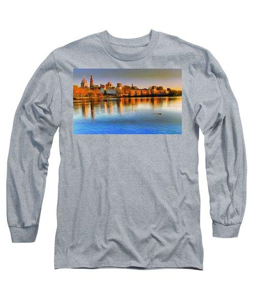 Novodevichy Convent Long Sleeve T-Shirt