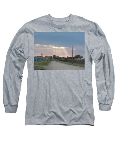 Oklahoma Beamer Long Sleeve T-Shirt