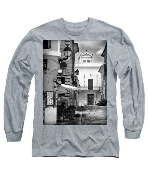 Long Sleeve T-Shirt featuring the photograph Old Town by Pedro Cardona