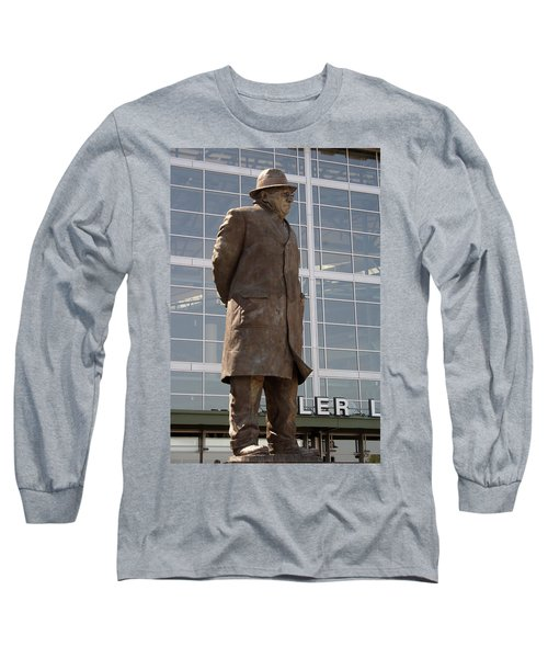 Long Sleeve T-Shirt featuring the photograph One Of The Greatest by Kay Novy