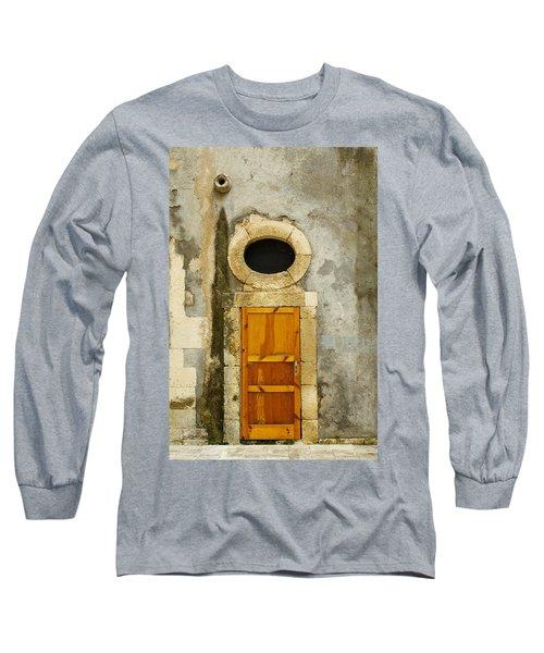Open That Door Long Sleeve T-Shirt