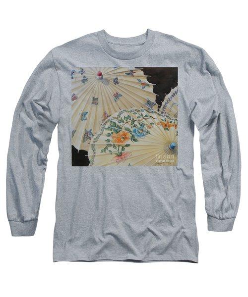 Parosol Parade Sold  Long Sleeve T-Shirt