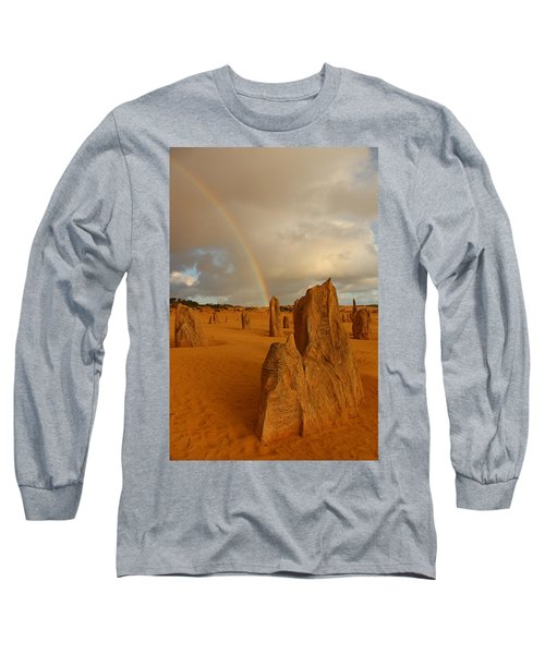 Pinnacle Rainbow Long Sleeve T-Shirt