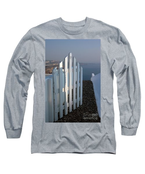 Long Sleeve T-Shirt featuring the photograph Please Come In by Vivian Christopher