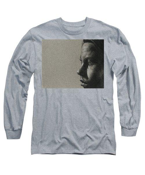 Portrait Of S Long Sleeve T-Shirt