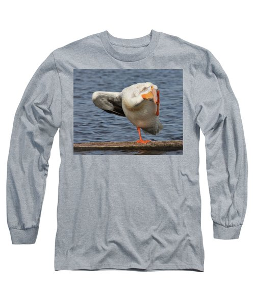 Poser Long Sleeve T-Shirt