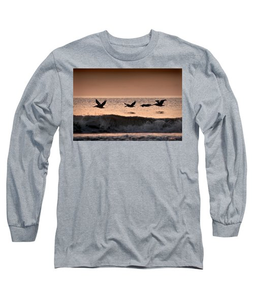 Predawn Formation Long Sleeve T-Shirt