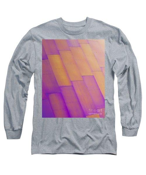 Purple Orange I Long Sleeve T-Shirt