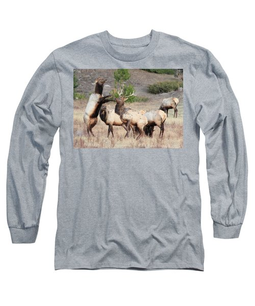 Put Up Your Dukes Long Sleeve T-Shirt