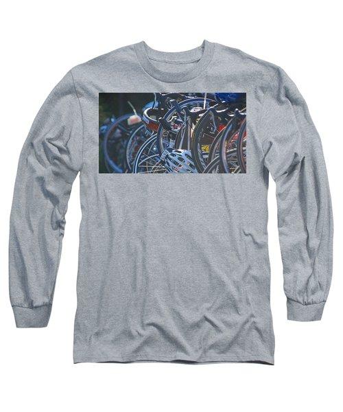 Racing Bikes Long Sleeve T-Shirt