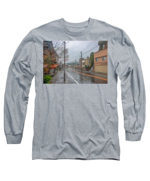 Rainy Day Nikko Long Sleeve T-Shirt