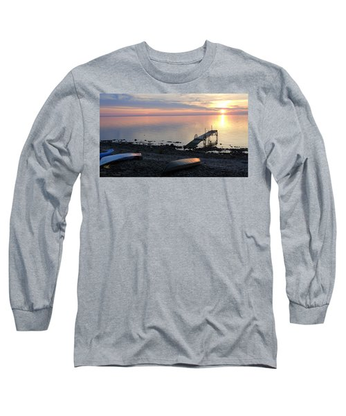 Restful Waters Long Sleeve T-Shirt