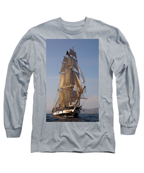 Return Of The Pilgrim Long Sleeve T-Shirt
