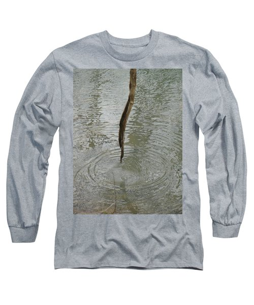 Long Sleeve T-Shirt featuring the photograph Ripples by Tiffany Erdman