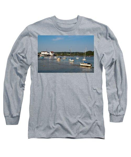 River Deben Estuary Long Sleeve T-Shirt