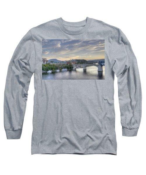 Riverfront View Long Sleeve T-Shirt