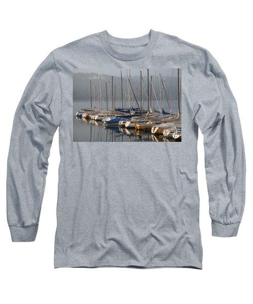 Sail Boats Long Sleeve T-Shirt