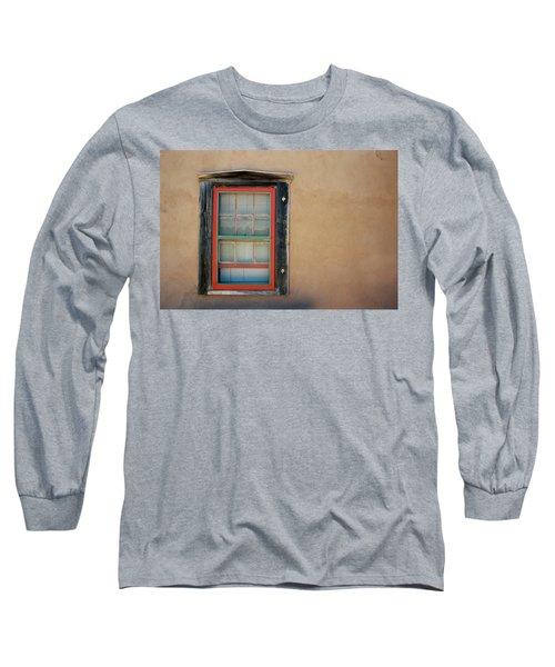 School House Window Long Sleeve T-Shirt