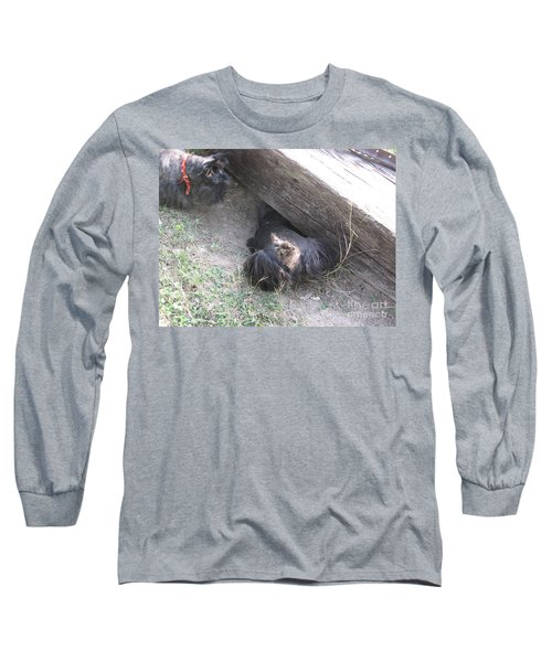 Scotty Armadillo Dance Long Sleeve T-Shirt