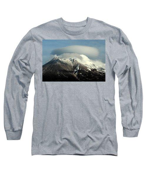 Shasta Lenticular 2 Long Sleeve T-Shirt