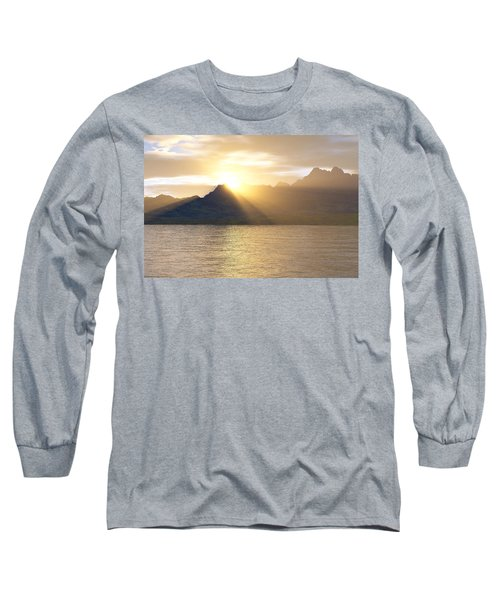 Silver Lake Long Sleeve T-Shirt