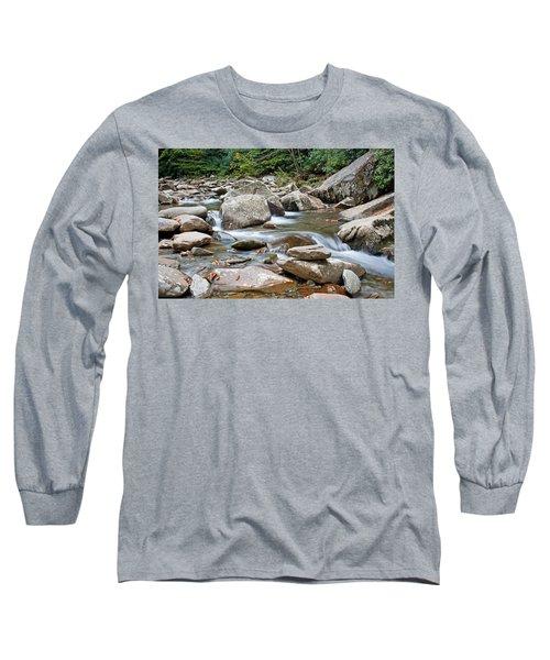 Smoky Mountain Streams Long Sleeve T-Shirt