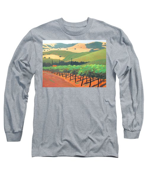 Sonoma Vinyard Long Sleeve T-Shirt
