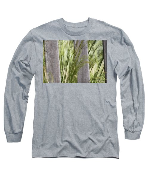 Long Sleeve T-Shirt featuring the photograph Spring Time In The Meadow by Amy Gallagher