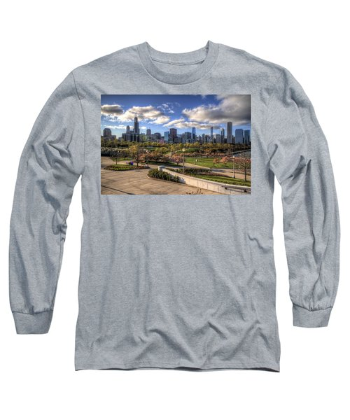 Spring Time Is Here Long Sleeve T-Shirt