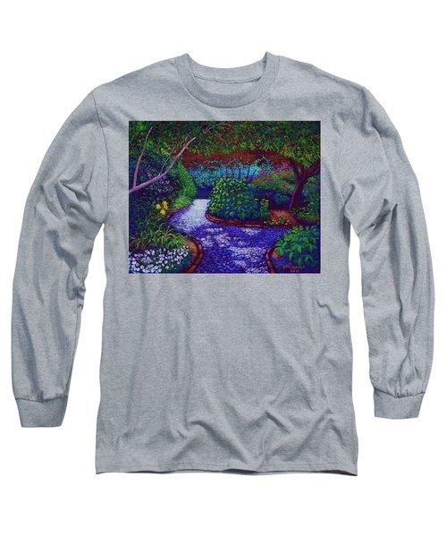 Southern Garden Long Sleeve T-Shirt