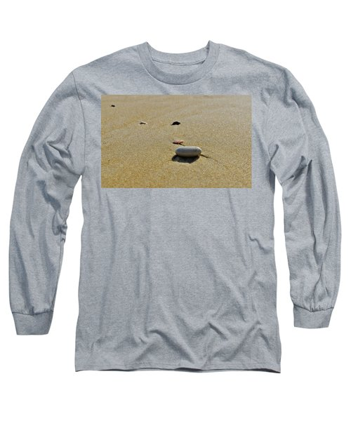 Stones In The Sand Long Sleeve T-Shirt